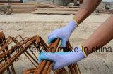 Gant de travail de latex de l'enduit coloré (LY3013) (CE reconnu)