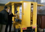 機械、石油フィルターをリサイクルするZym-150移動式真空の誘電性オイル