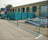 옥외 Welded Mesh Security Temporary Fencing Panels 또는 캐나다 Temporary Fence