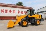 Luqing Zl30 3.0ton fatto nel caricatore della rotella della Cina