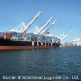 Frete marítimo da China para o Japão (HAKATA / KOBE / MOJI / NAGOYA / OSAKA / TOKYO / YOKOHAMA)