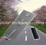 indicatore luminoso solare di via di 70W LED per l'indicatore luminoso solare esterno del giardino della fabbrica 12V 8W