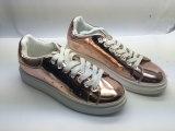 Última Moda sapatos de lona de boa qualidade (6098 Motor)