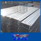 Tablón de aluminio del andamio (FF-0092)