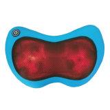 Testa dell'automobile di Shiatsu dell'oscillazione 3D e cuscino elettrici di massaggio del collo