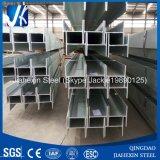 Caliente de acero galvanizado H Columna / 100uc Sumergido