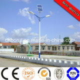 130lm / W Dlc Certificat 100W solaire LED Light Street