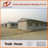 Construction mobile/mobile/préfabriquée de structure métallique pour la Chambre vivante de construction