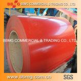 Heißes China/walzte (0.125mm-0.8mm) heißes eingetaucht galvanisiert vorgestrichenes/Farbe beschichtetes gewelltes Dach-Metallblatt-Material des Stahl-ASTM PPGI kalt
