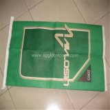 Brown Papel Kraft laminado bolsas tejidas PP