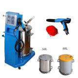 Fácil Manual avançado equipamento de aplicação de pintura por pó preço de fábrica
