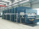 Rubber Vulcanizing Machine 또는 Recycle Rubber Hydraulic Press를 재생하십시오