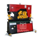 Durama calificó la máquina hidráulica de la industria siderúrgica de la máquina de /Cutting del cerrajero/la máquina de perforación y que pelaba universal/la cortadora/la punzonadora