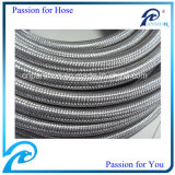 Wire or Fiber Outer Braided Flexible Rubber Hose (for air water fuel)