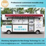 De hoogste Verkopende Aanhangwagen van het Voedsel van de Tentoonstelling Mobiele met Ce voor Verkoop