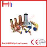 Ajustage de précision hydraulique d'acier inoxydable de Huatai avec la taille différente