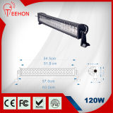 100% verzekeren 20 Inch CREE 120W LED Truck Light Bar