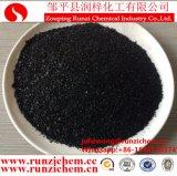 Fertilizante da carcaça do sem-fim da amostra livre com ácido Humic