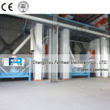 Cadena de producción automática completa de la alimentación de la mezcla preparada de antemano