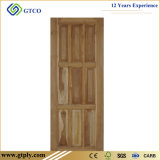 chapas de madera naturales de 720*2050*40m m de la puerta de madera