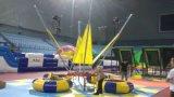 Shopping Mall infláveis móveis Bungee trampolim, Piscina Bungee trampolim