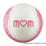 Hot Sell Customized PU Leather Baseball