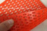 3G 반대로 미끄러짐 PVC 코일 육각형 매트 (K-CJDW)