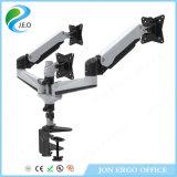 Jn-Ga24u Tischplattendoppelmonitor-Arm-Winkel-justierbare Monitor-Montierung