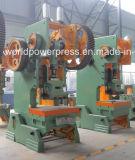 125 Ton Inclinable Excéntrico de potencia mecánica de Prensa