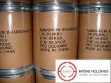 Aditivo de alimento do produto comestível do bicarbonato do amónio