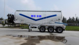 3axles 45cbm Bulk Materiële Tanker van Semi Aanhangwagen