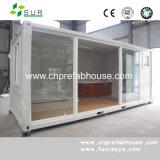 La Camera prefabbricata con i contenitori modulari di 20ft ha unito