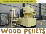 Desperdícios de madeira/máquina de processamento da pelota do combustível biológico palha da colheita