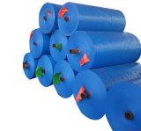 Tecido de vinil cinza PVC e Tarp Shelter Oleados Veículo