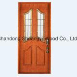 Porta de madeira interior do MDF