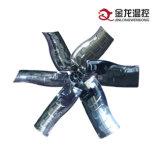 Volaille Jinlong// de serre de l'industrie de type push-pull ventilation centrifuge ventilateur d'échappement de l'obturateur