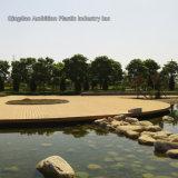 Pavimento em plástico plástico em madeira China para decoração