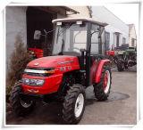 De Tractoren van Ty454 45HP 4WD voor Hete Verkoop in Afrikaan