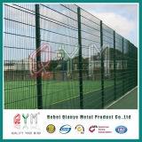 Двойная загородка ячеистой сети/загородка высокия уровня безопасности/твиновские панели проволочной изгороди