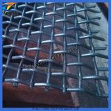 高いManganse 65mnの振動スクリーンひだを付けられたスクリーンの網
