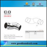 Conector de Tubo para a Grade de aço inoxidável