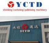 PE Film Shink Wrapping Machine van de hoge snelheid voor Cans (yctd-YCBS80)