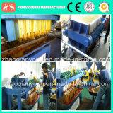 40 años prensa de filtro del aceite de cocina de placa de la fábrica y del coco del marco