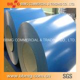 As telhas de telhadura corrugadas de ASTM PPGI/quente Prepainted/cor revestidos/laminaram a bobina de aço da telhadura