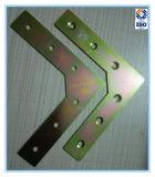 地上の土台システムのためのステンレス鋼のかぎカッコ