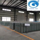 40L高圧継ぎ目が無い鋼鉄アルゴンのガスタンクの中国の専門家の製造業者