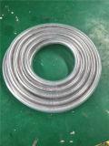 Шланг всасывания штрангпресса шланга стального провода усиленный делая машину