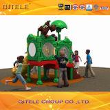 Parque Infantil exterior Série Kidscenter crianças playground coberto (KID-22901, CD-30)