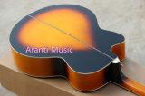 Aj200 Cutaway Spruce Top Afanti Acoustic Guitar (AJ200C)
