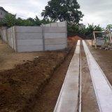 機械を作るPretressedのプレキャストコンクリートのビーム境界壁の軽量の具体的なパネル